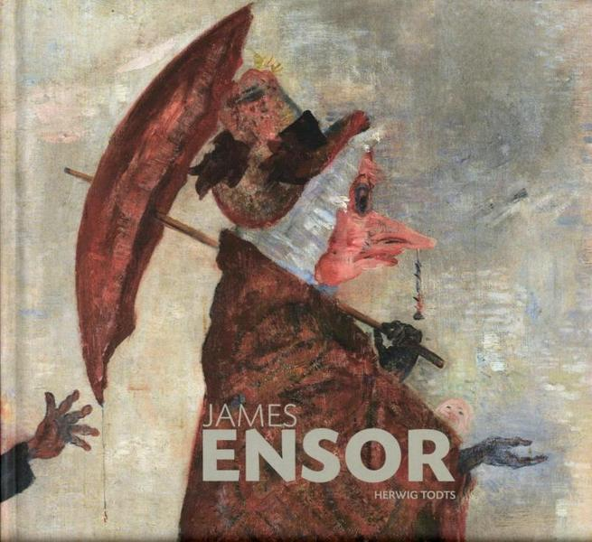 James Ensor - (ISBN 9789085864707)
